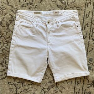 AG The Brooke Bermuda jeans shorts